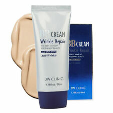 [3W CLINIC] Wrinkle Repair BB Cream 50ml / Anti-Wrinkle Korea Best BB Cream New