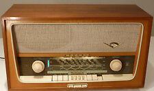 Tubos radio Grundig concierto dispositivo 4016 estéreo, Tube radio, Top