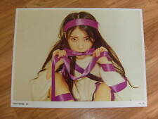 IU - CHAT-SHIRE [ORIGINAL POSTER] *NEW* K-POP