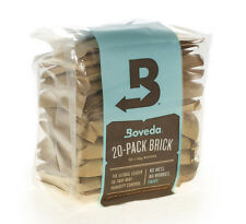 Boveda 65% 2-Way Humidity Control, Large 20-Pack Bulk Brick