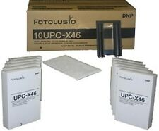 DNP 10UPCX46 / Sony 10 UPC-X46 Self-Laminating Color Print Pack F/ Sony UP-DX100