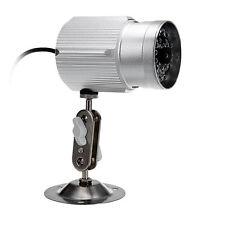 Metal Digital Loop Recorder CCTV DVR Bullet Camera TF Outdoor