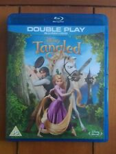 Disney Tangled 2-Disc Diamond Edition (Blu-Ray & DVD; Region Free)