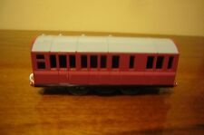 Rare Thomas & Friends Train Trackmaster Red Passenger Coach Car