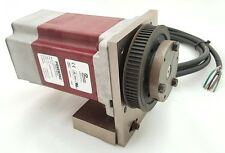 Large Stepper motor with mount and pulley. 540-Watt