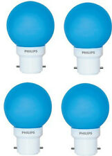 PHILIPS DECO MINI LED NIGHT LAMP 0.5w THE FUTURE OF LIGHTING BLUE COLOR LIGHTNG