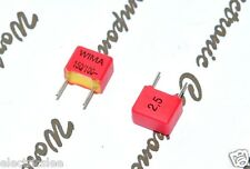 10pcs-WIMA FKP2 150P (150PF 0.15nF 0,15nF) 100V 2.5% pich:5mm Capacitor
