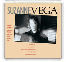 SUZANNE VEGA 1985 LP COVER FRIDGE MAGNET IMAN NEVERA