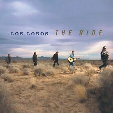 The Ride [Digipak] by Los Lobos (CD, May-2004, Hollywood)