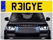 R31 GYE REG REGGIE REGGIES REGINALDS REGINALD REGGY PRIVATE NUMBER PLATE LEXUS