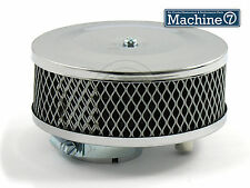 Classic VW Beetle Chrome Pancake Air Filter Wire Mesh Foam Split Bay Bus Camper