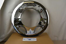 2008-2010 Chevrolet GMC Dually 3500 Chrome Front Wheel Cover new OE 22769470