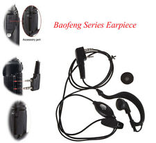 Baofeng Earpiece Earphone Interphones Mic for UV-5R Plus BF-888s Two way Radio K
