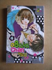 OBAKA CHAN vol.4 2013 edizioni Star Comics    [G371F]