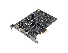 Sound Blaster Audigy Rx - E-mu - Pci Express - 24 Bit - Internal (70sb155000001)