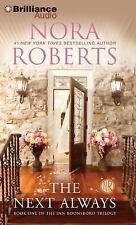 The Inn BoonsBoro Trilogy: The Next Always 1 by Nora Roberts (2013, CD,...