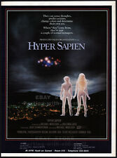 HYPER SAPIEN: People from Another Star__Original 1984 Trade Print AD_movie promo