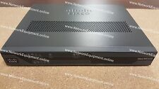Cisco C881W-E-K9 Advanced IP License Wireless 802.11n PoE vpn router 881W-E-K9