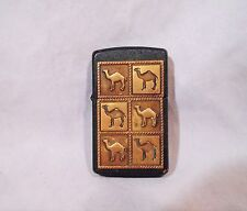 Zippo The Herd Camel Lighter (K 01)  ****