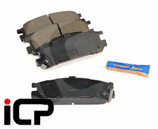 Rear Brake Pads With Shims & Grease Fits Subaru Legacy Twin Turbo GTB RS