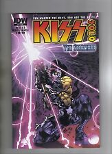 KISS SOLO #2, #3, #4 - ALL REGULAR COVERS - IDW PUBLISHING - 2013