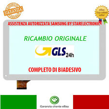 TOUCH SCREEN MEDIACOM 1S2B3G M-MP1S2B3G SMARTPAD 10.1 S2 VETRO ORIGINALE GLS 24H