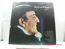"TONY BENNETT -(LP)-  TONY MAKES IT HAPPEN  INCLUDES ""SHE'S FUNNY THAT WAY""- 1967"
