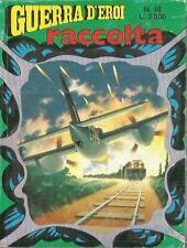 RACCOLTA GUERRA D'EROI Nuova Serie n° 46 [ 125 127 ] (Garden, 1993)