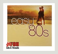Time Life - EASY 80's 10 CD Box Set - 150 Soft Rock Music Hits from the 80s NEW!