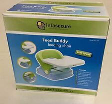 New Infa Secure Feed Buddy Chair Seat Dining Booster Toddler Child High Chair