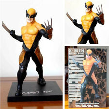 Marvel Comics Super Heros ARTFX+ X-Men Wolverine Yellow Figure Figurine 18cm IB