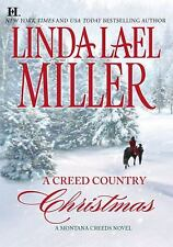 A Creed Country Christmas by Linda Lael Miller (2009, Hardcover/HC/DJ)