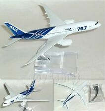 ANA Airlines Japan Boeing 787 Airplane 16cm DieCast Plane Model