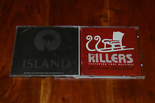 The Killers-A Great Big Sled-RARE Christmas Promo CD-ISLR 16690-2