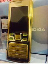 Nokia 6300 - Gold (Unlocked) Mobile Phone NEW  WITH ONE YEAR WARRANTY.