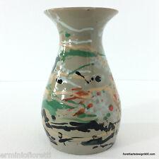 Fiorettiartedesign900 vaso ceramica MGA Torido Mazzotti anni 50 ceramic vase
