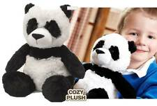 Large Cozy Plush Fully Microwavable PANDA Toy Lavender Scent Heatable Panda Bear