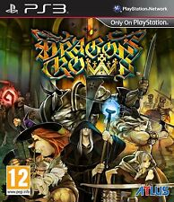 Dragon's Crown PS3 Sony PlayStation 3 Brand New Sealed