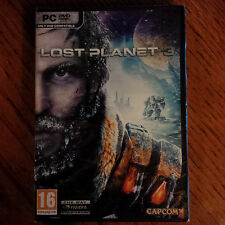 Lost Planet 3 Pc Dvd-rom Nuevo y sellado 16 + Pal Capcom