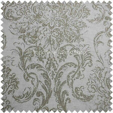 Damask Large Design Pattern Soft Woven Discounted New Chenille Upholstery Fabric