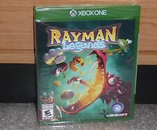 XBOXONE - RAYMAN LEGENDS (Brand NEW Sealed) NTSC worldwide shipping XBOX ONE