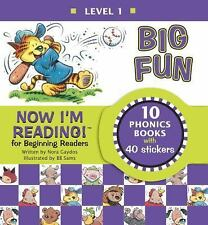 NIR! Leveled Readers: Now I'm Reading! Level 1: Big Fun by Nora Gaydos (2016,...