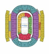 1-8 2nd Level Tickets - Calgary Flames vs Arizona Coyotes 11/16/16 (Calgary)