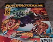 Race Warrior America's Racing Comic Book, The Comic Book for Racing Fans