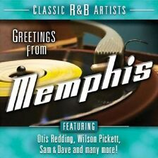 Greetings from Memphis-Otis redding, Arthur Conley, wilson pickett-CD NEUF