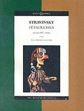 Petrouchka: Score (Boosey & Hawkes Masterworks Library) by