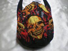 Terminator Skulls Doo Rag Chef Hat Do Rag Bandanna Biker Capsmith Skullcap Durag