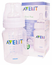 PHILIPS AVENT 260ml / 9oz 1m+ Nipple, Anti-Collic, Airflex System Variable Flow