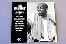 JO JONES - THE MAIN MAN - Pablo 2310-799 1st pressing 1977 NM- PROMO LP