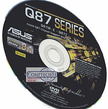 ASUS Q87M-E MOTHERBOARD DRIVERS M4698 WIN 10 DUAL LAYER DISK